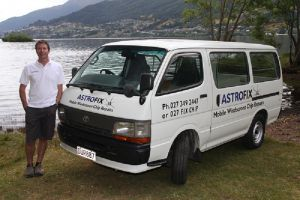 Windscreen Repairs Queenstown